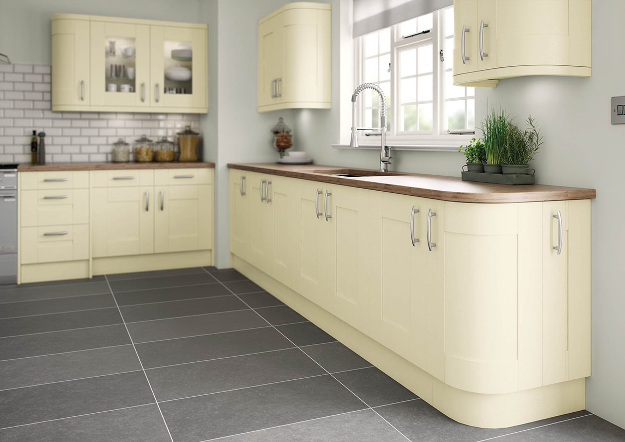Cartmel Cream Kitchens