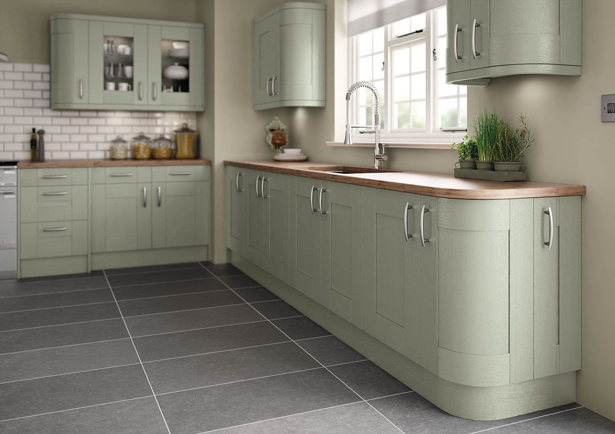 Cartmel French Grey Kitchens