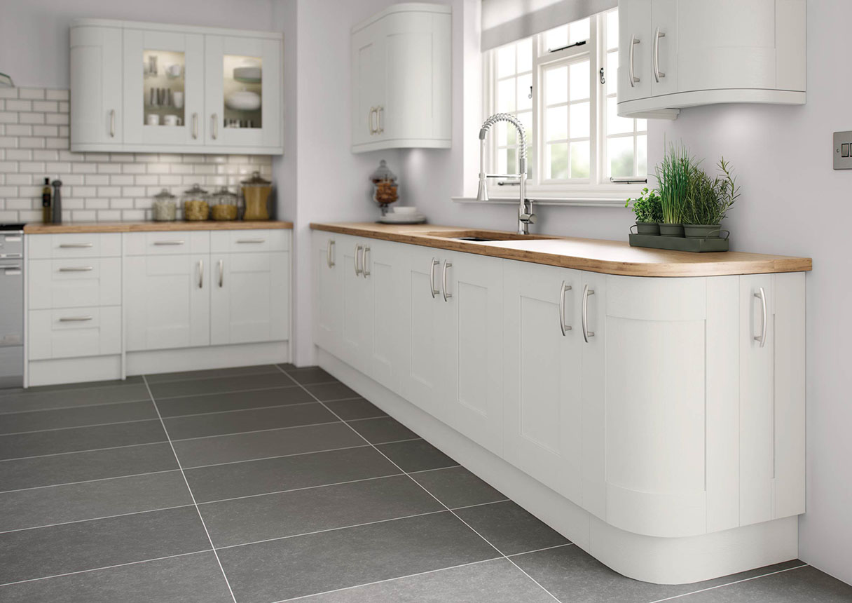 Cartmel Light Grey Kitchens