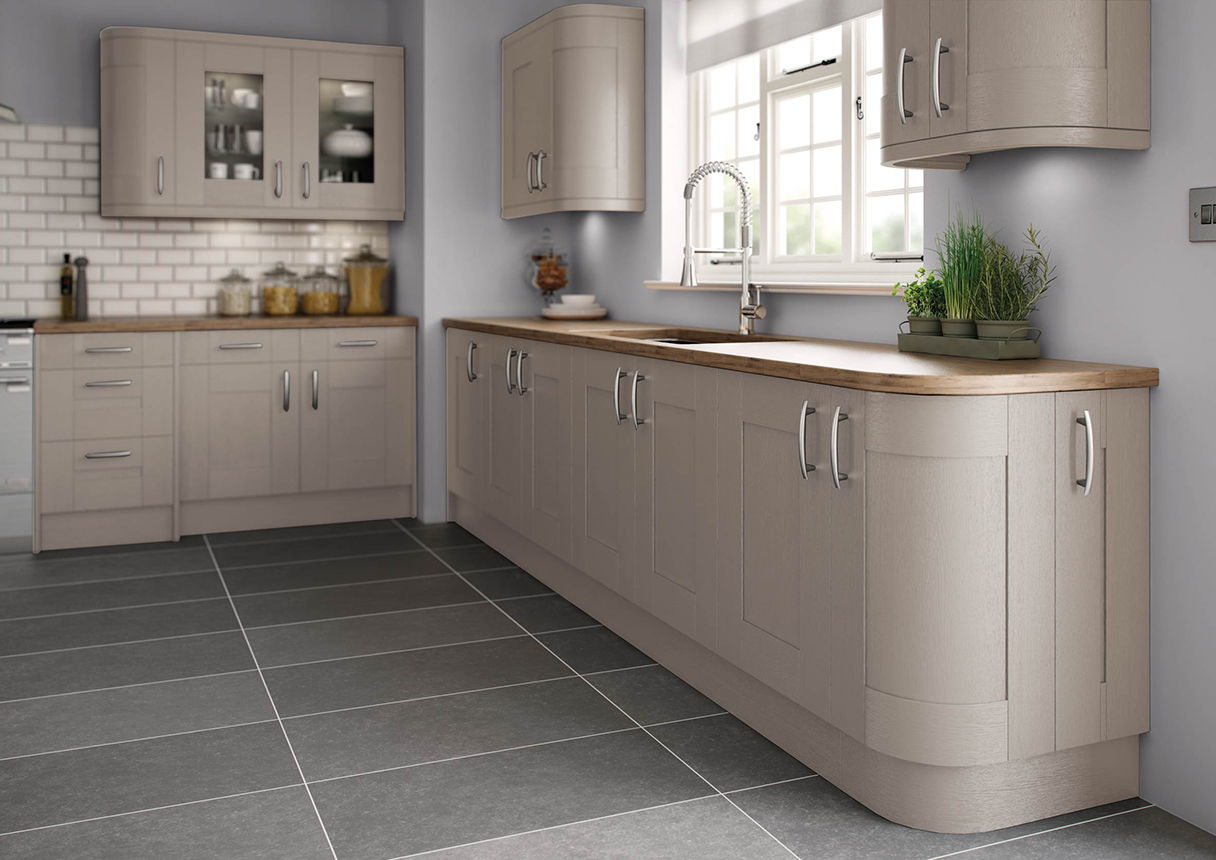 Cartmel Stone Grey Kitchens