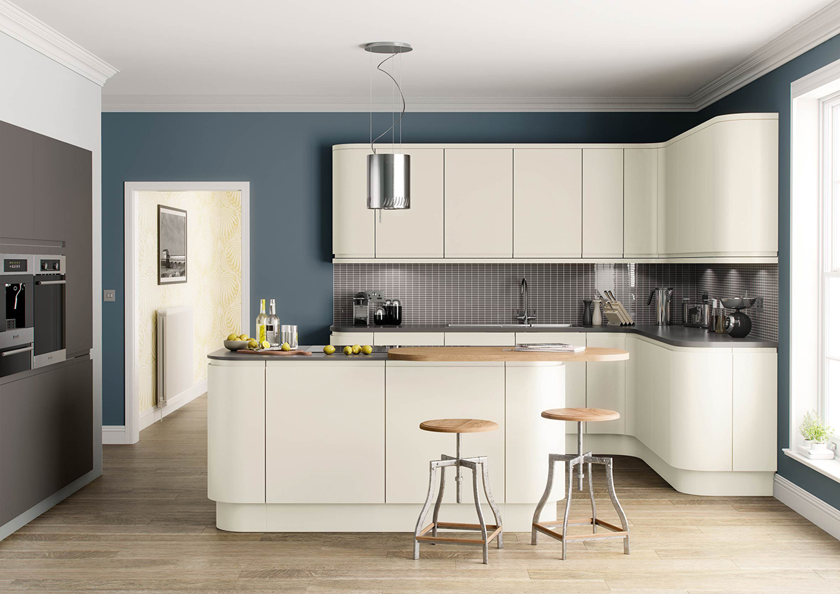 Lucente Chalkstone Kitchens