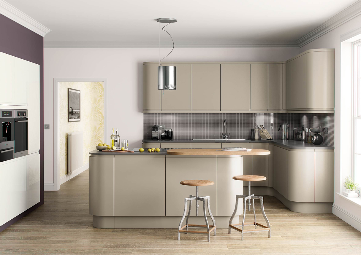 Lucente Cream Kitchens