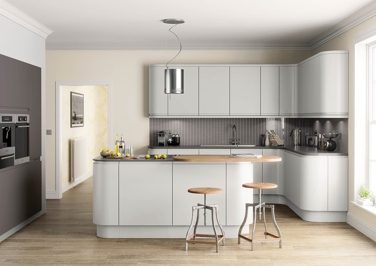 Lucente White Kitchens