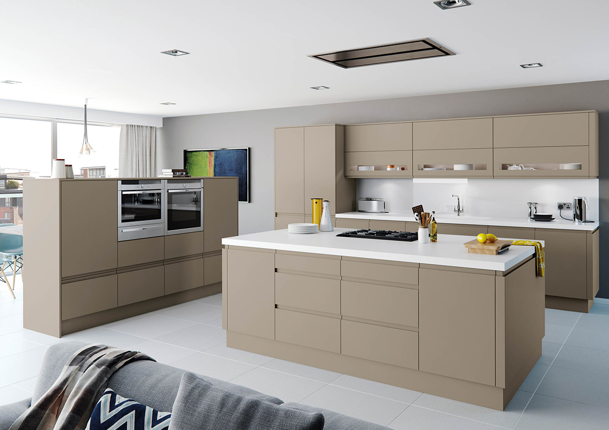 Moda Pavillion Kitchens