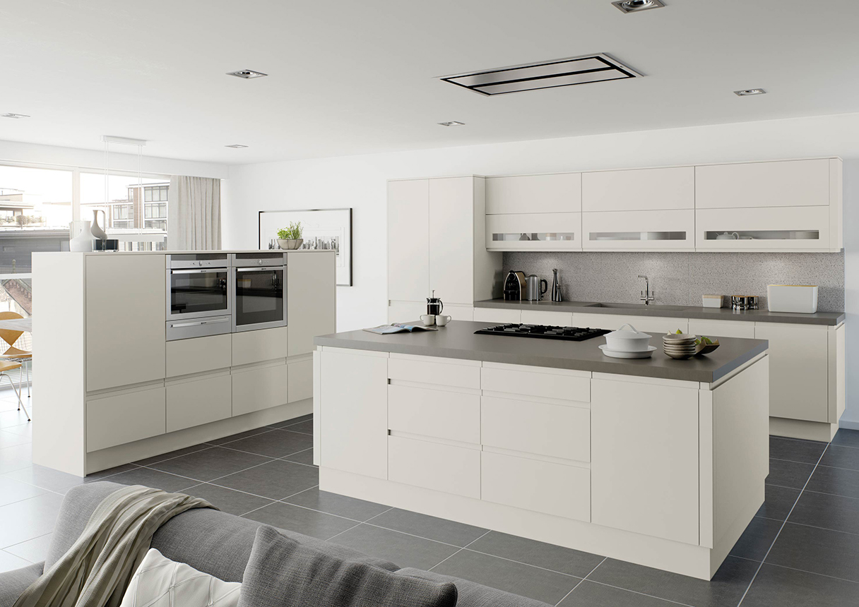 Moda Platinum Kitchens