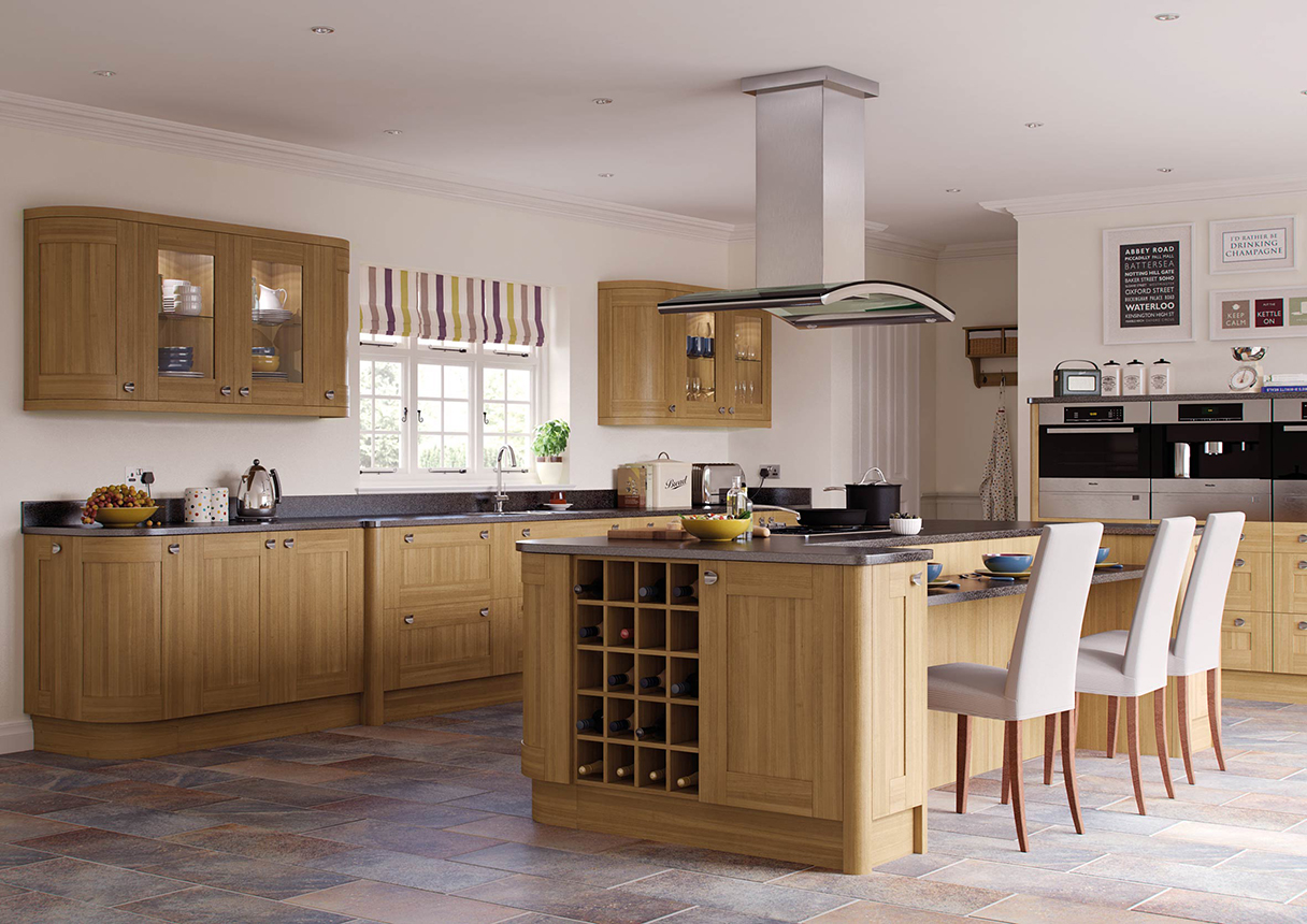 Richmond Wood Kitchens