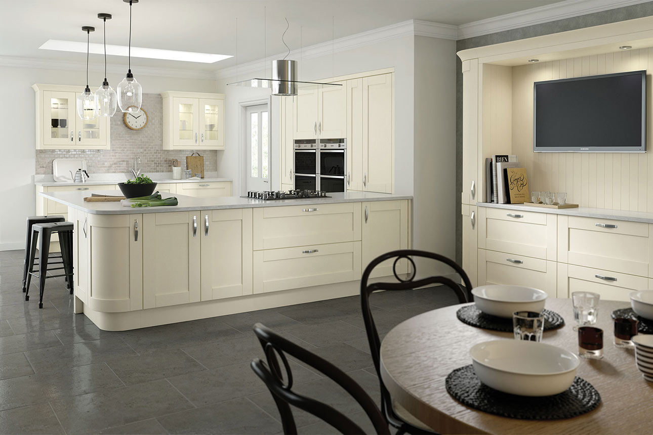 Cambridge Ivory Kitchens