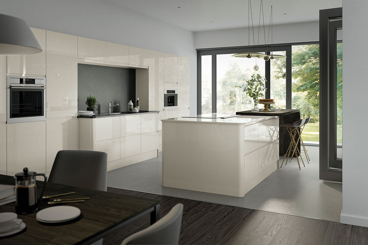 Lucente Porcelain Kitchens