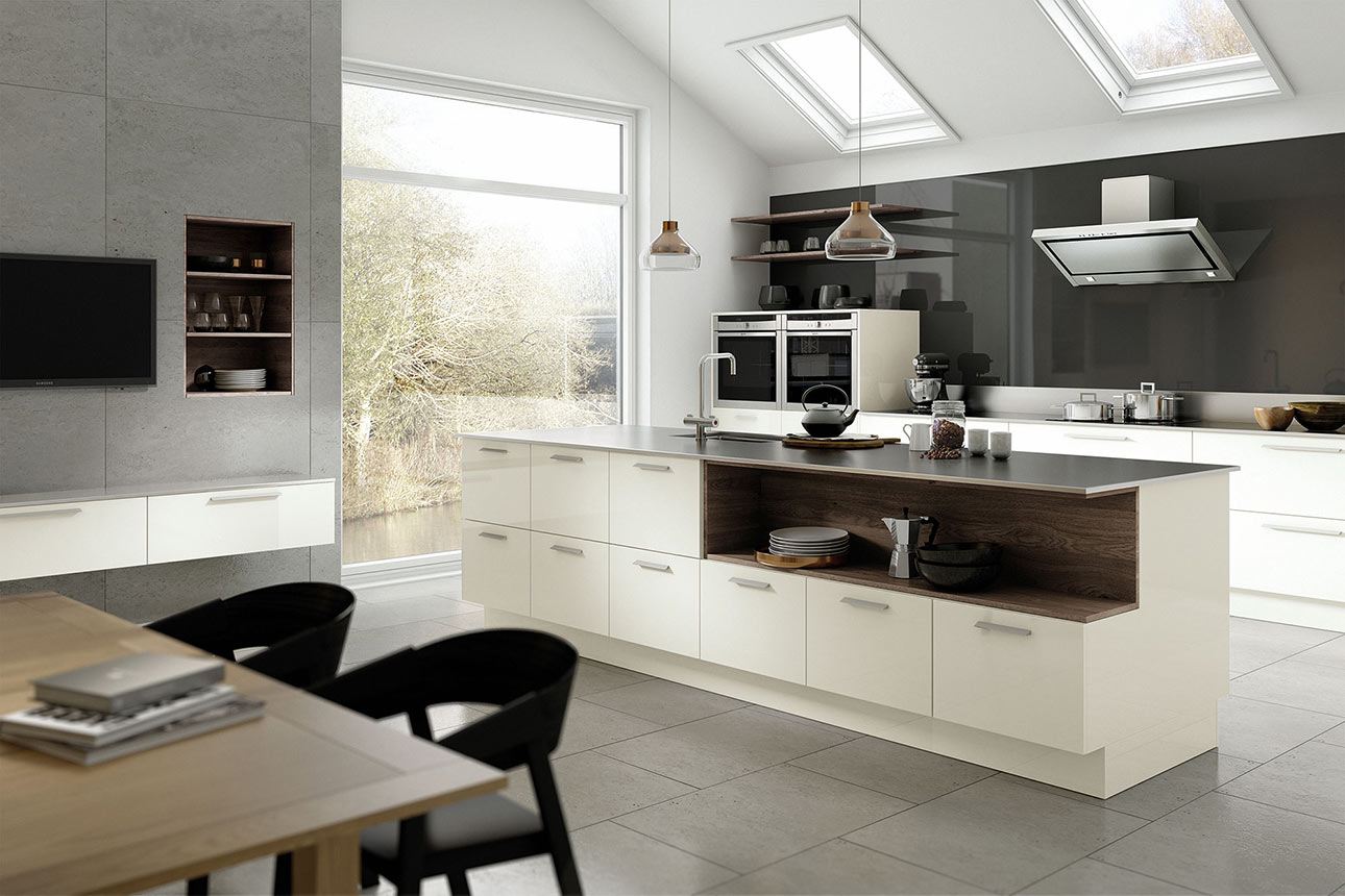 Vivo Porcelain Kitchens