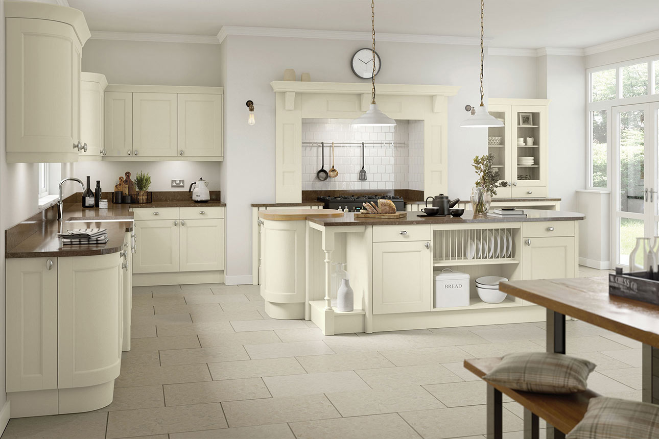 Windsor Ivory Kitchens