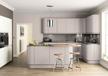 Lucente Cashmere Kitchens